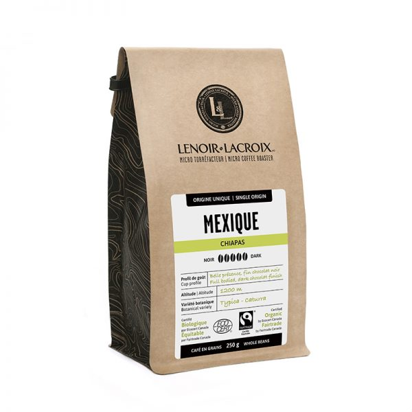 Café du Mexique - Mexico dark roast.